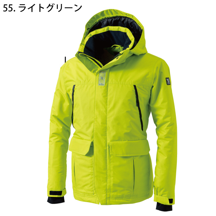 藤和 [TS Design] 8127 防水防寒ライトウォームジャケット