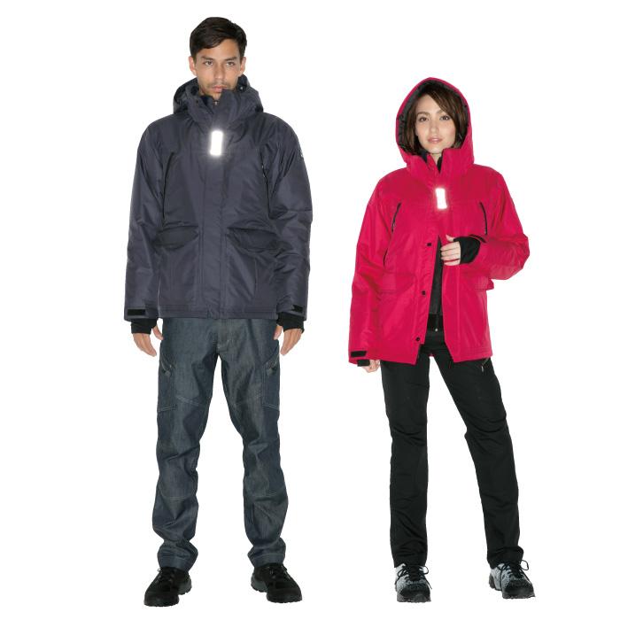 [TS Design] 8127 防水防寒ライトウォームジャケット